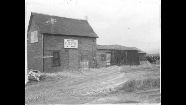 1965 – old shop