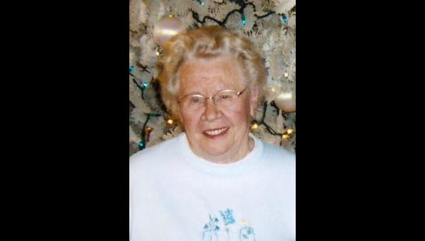 Florence Barker, age 95