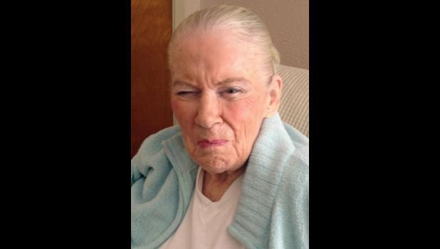 Iola Luckham, age 98