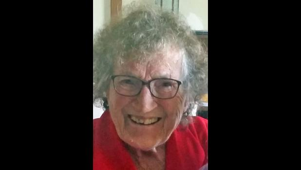 Laura Hackworth, age 86
