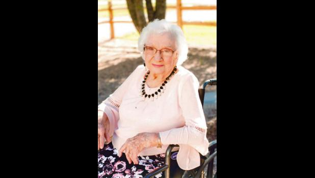 Natalie C. (Swanson) Tines-Termes, age 97
