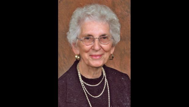 Nonabelle Pearl Prang, age 86
