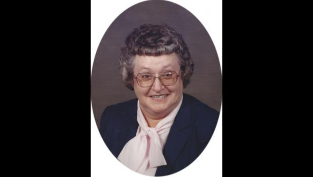 Phyllis May Sandgren, age 88
