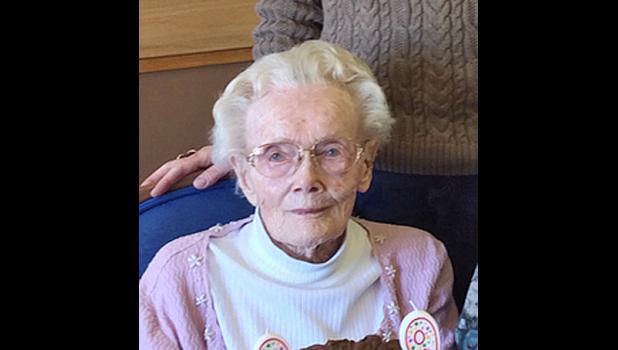 Helen Marie Phillips, age 99