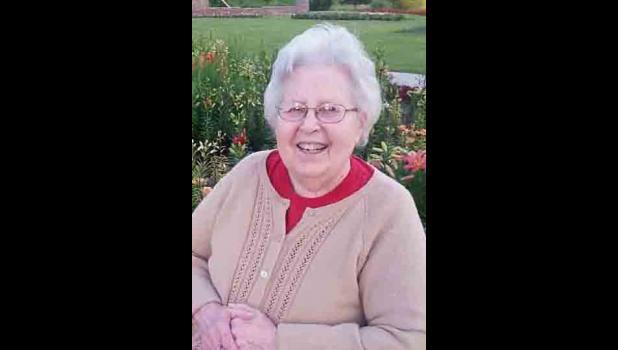 Rose Arla (Houtkooper) Daum, age 83