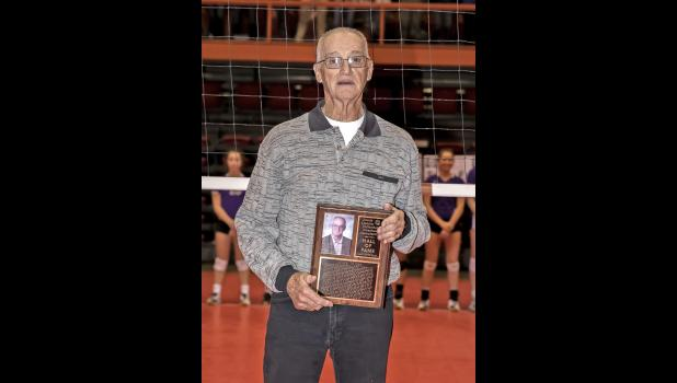 Mike West, Philip, is the 2017 inductee into the South Dakota Volleyball Coaches Associations Hall of Fame.